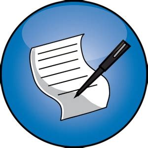 Writing a financial report